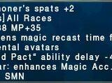 Summoner's Spats +2