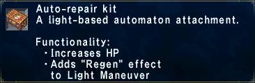 Auto-Repair Kit