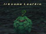 Irksome Leafkin