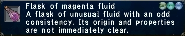 Magenta Fluid
