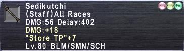 Sedikutchi 7157
