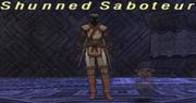 Shunned Saboteur