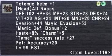 TotemicHelmPlus1