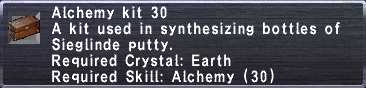 Alchemy Kit 30
