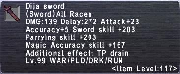 Dija Sword