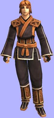 Kenpogi Armor Set