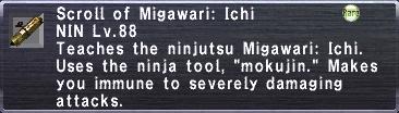 Migawari Ichi