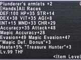 Plunderer's Armlets +2