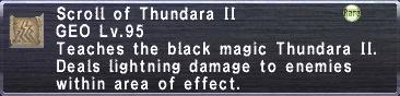Thundara II