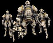 IronMsk Armor Set