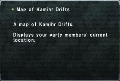 Map of Kamihr Drifts