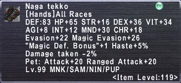 Naga Tekko