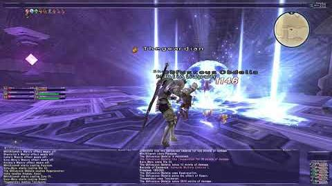 Torcleaver - Final Fantasy XI Great Sword Weapon Skill 4K