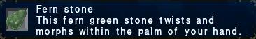 Fern stone