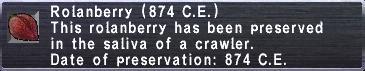 Rolanberry 874