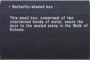 Butterflyshapedkey