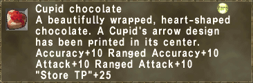 Cupid chocolate
