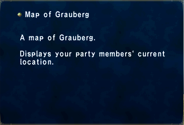 Map Of Grauberg