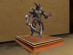 Shadow Lord statue II pic