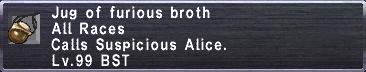 Furious Broth