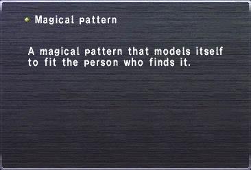 MagicalPattern