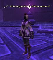 Vengeful Shunned