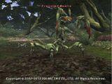 Frenzied Mantis
