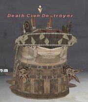 Death Clan Destroyer
