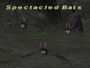Spectacledbats