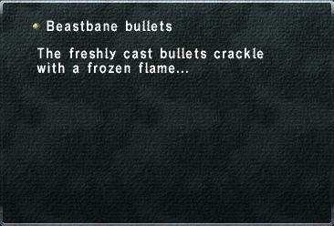 Beastbane Bullets