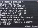 Plunderer's Armlets +3
