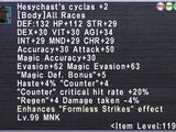 Hesychast's Cyclas +2