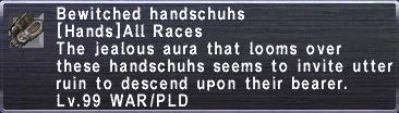 Bewitched Handschuhs
