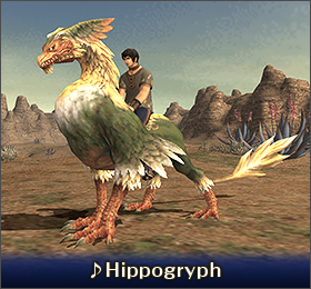 Hippogryph Mount 500px