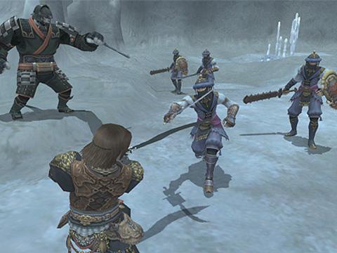 New Assault Missions and Mercenary Rank! (05-24-2007)-3