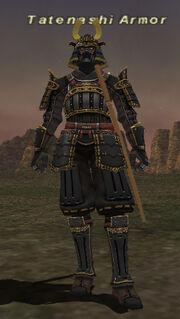 Tatenashi Armor