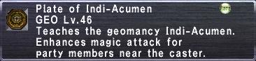 Indi-Acumen