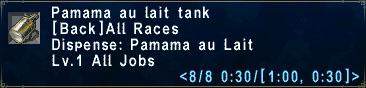 Pamama Tank