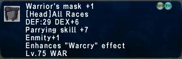 WarriorsMaskPlus1