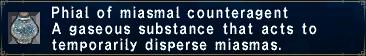 Miasmal Counteragent