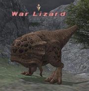 War-lizard