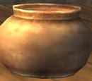 Brass Flowerpot