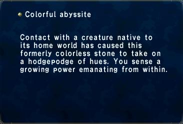 ColorfulAbyssite