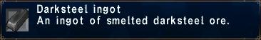 Darksteel Ingot