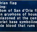 San d'Orian Flag