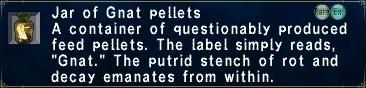 Gnatpellets