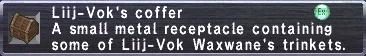 Liij-Vok's Coffer