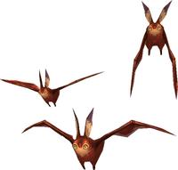 Vermilion Bats