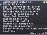 Assimilator's Jubbah +2