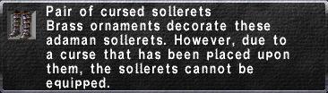 CursedSollerets